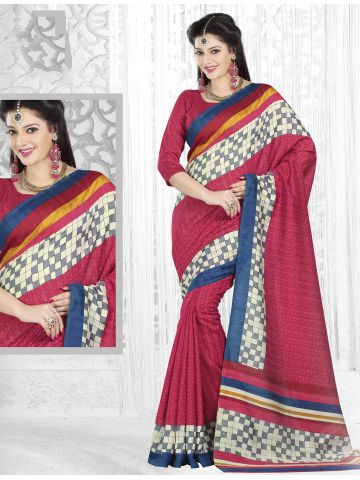 https://static.cilory.com/107916-thickbox_default/riti-riwaz-pink-blue-saree-with-unstitched-blouse.jpg