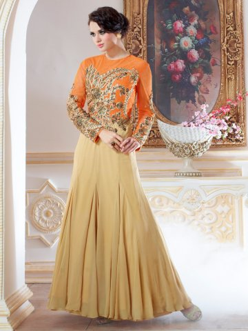https://d38jde2cfwaolo.cloudfront.net/132073-thickbox_default/forever-orange-cream-semi-stitched-gown.jpg