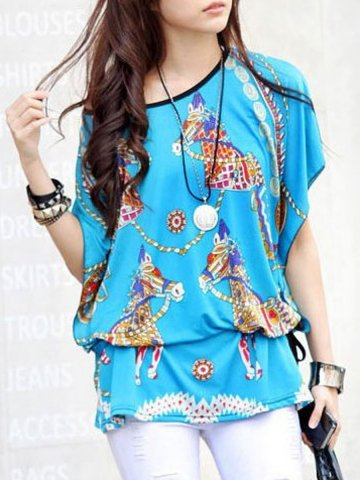 https://static7.cilory.com/133829-thickbox_default/colorful-horses-print-blue-chiffon-blouse.jpg