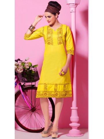 https://static6.cilory.com/136802-thickbox_default/kalapriya-yellow-cotton-lawn-kurti.jpg