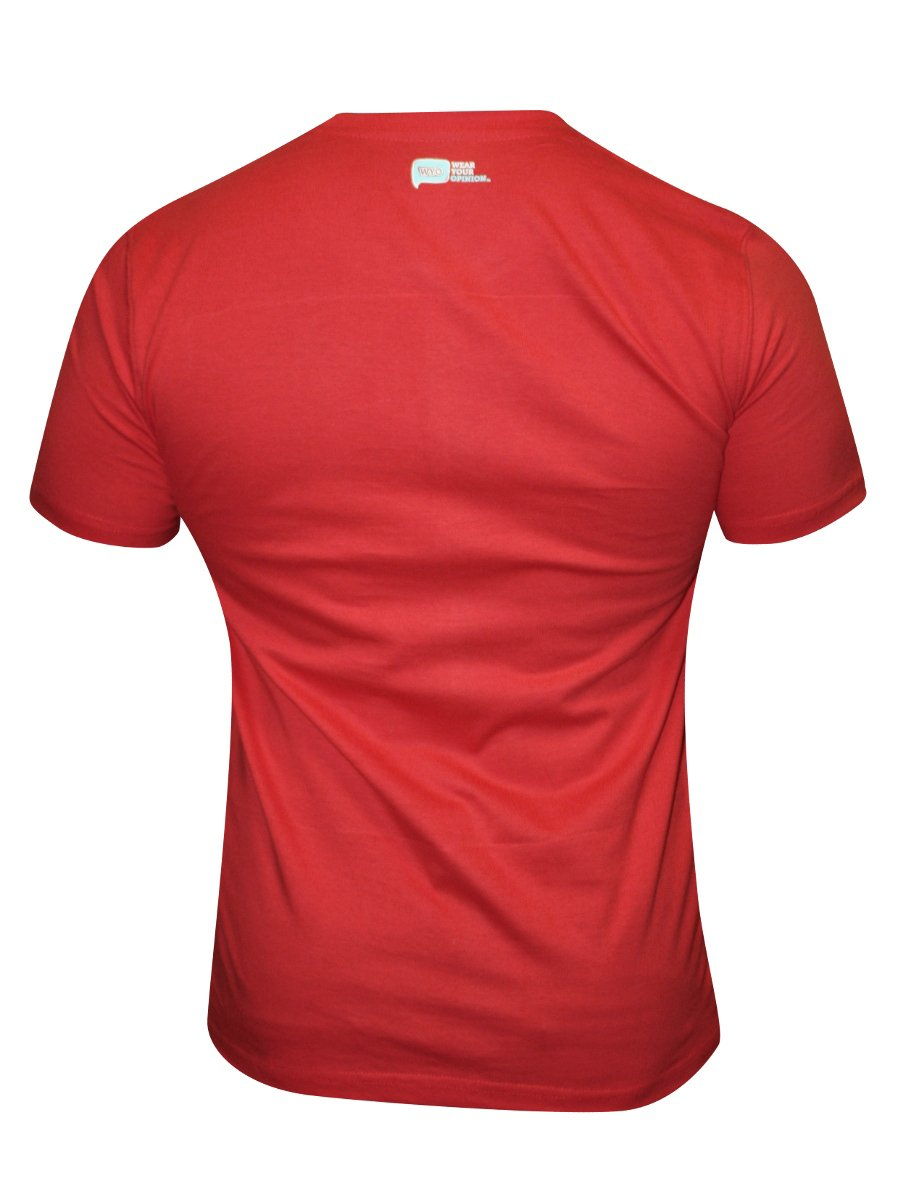 Buy t shirts online gym red round neck tshirt for Buy t shirts online