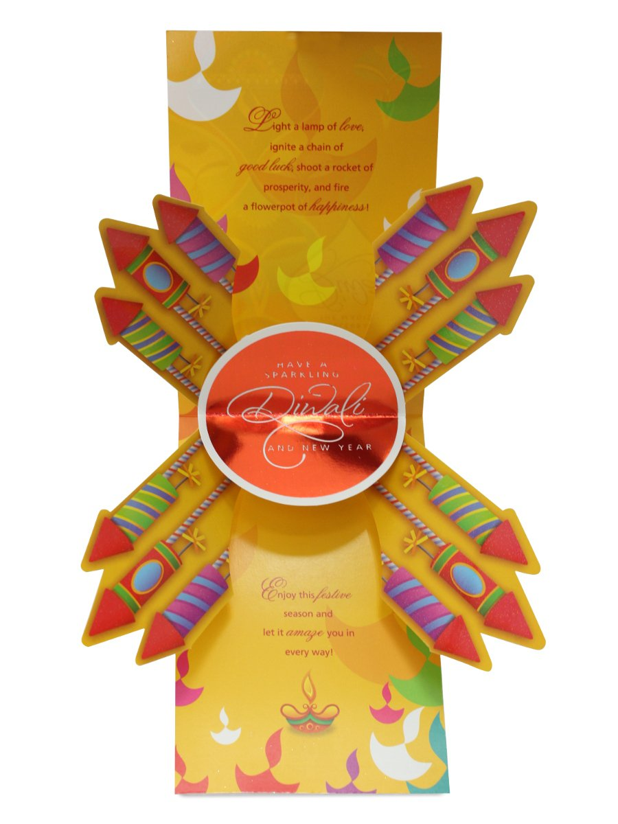 Archies Diwali Greeting Card Ar Bt57 Cilory