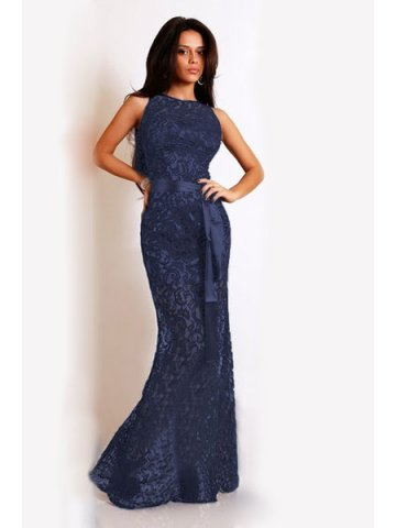https://static8.cilory.com/177972-thickbox_default/navy-lace-satin-patchwork-party-maxi-dress.jpg