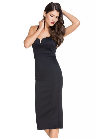 https://static1.cilory.com/202246-thickbox_default/black-plunging-v-neck-midi-dress.jpg