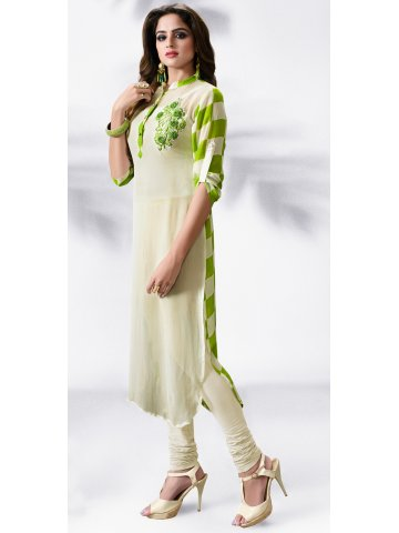 https://d38jde2cfwaolo.cloudfront.net/211610-thickbox_default/nitya-cream-green-designer-kurti.jpg