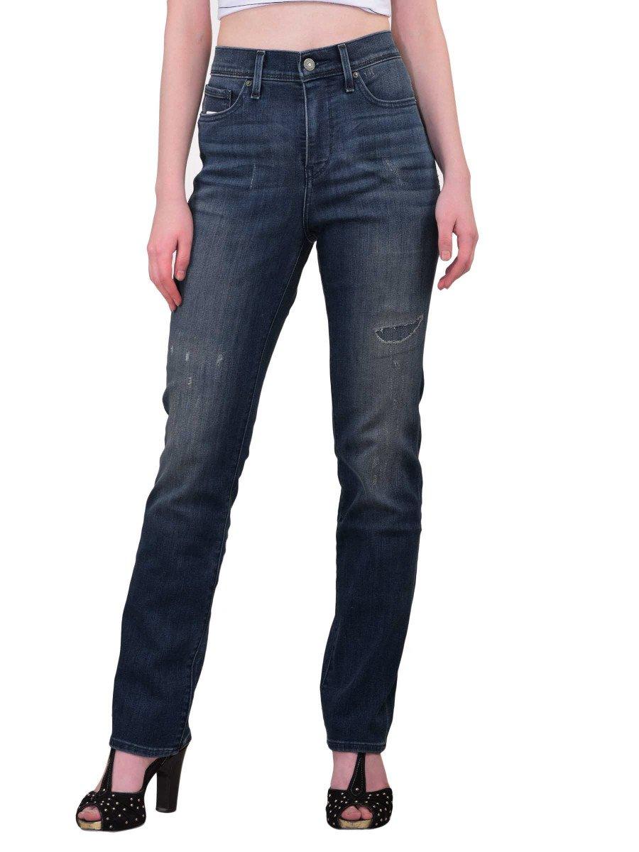 levis 312 shaping slim stretch blue jeans 28762 0000. Black Bedroom Furniture Sets. Home Design Ideas