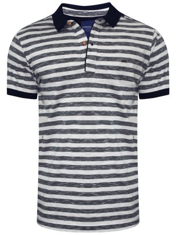 dcdd2577 >Numero Uno White & Navy Polo T-Shirt.  https://static7.cilory.com/251772-thickbox_default/numero-