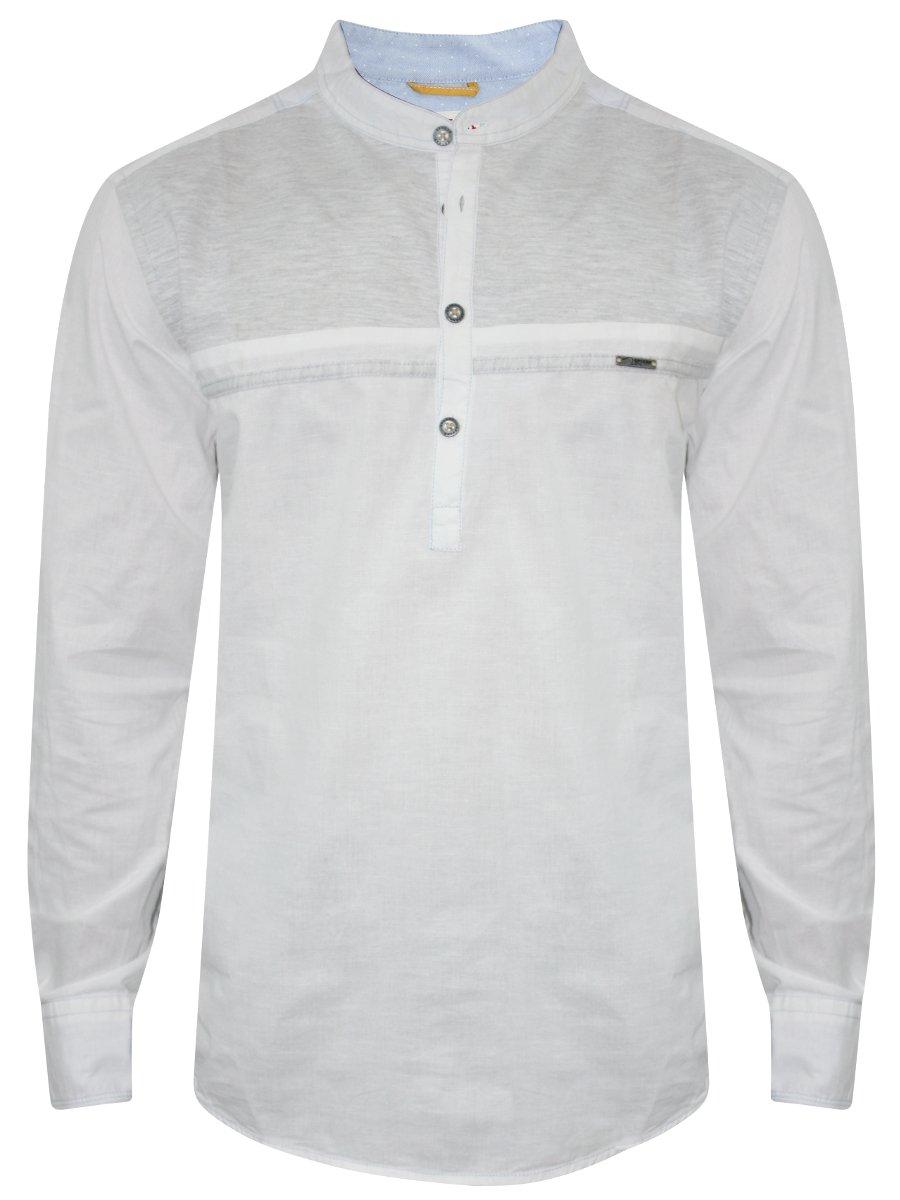 Spykar White Casual Shirt | Ranger S16-254-white | Cilory.com
