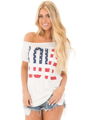 https://static2.cilory.com/276241-thickbox_default/white-short-sleeve-american-flag-love-print-top.jpg