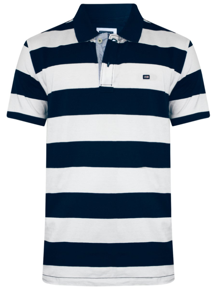 Buy T Shirts Online Arrow Navy White Polo T Shirt Arek0270