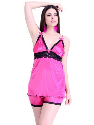 https://d38jde2cfwaolo.cloudfront.net/305853-thickbox_default/belle-nuits-women-s-solid-top-shorts-set.jpg