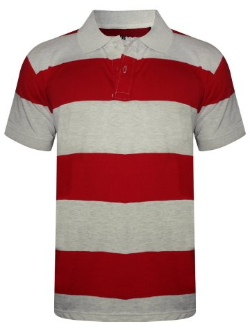 https://static1.cilory.com/307882-thickbox_default/nologo-ecru-melange-red-polo-t-shirt.jpg