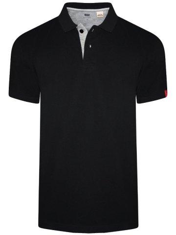e90a02bca54  Levis Black Polo T-Shirt.  https   static7.cilory.com 321363-thickbox default levis-