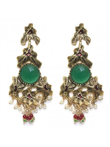 https://static6.cilory.com/32181-thickbox_default/elegant-polki-work-earring-carved-with-stone-and-beads.jpg
