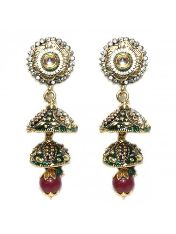 https://static6.cilory.com/32195-thickbox_default/elegant-polki-work-earring-carved-with-stone-and-beads.jpg