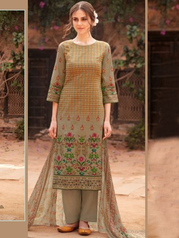 https://static.cilory.com/338603-thickbox_default/heer-brown-unstitched-cotton-printed-suit.jpg