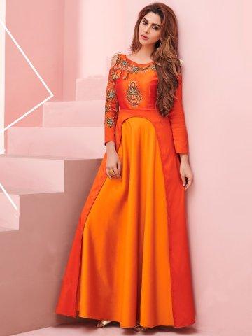 https://static.cilory.com/369284-thickbox_default/floret-orange-two-tone-embroidered-kurti.jpg
