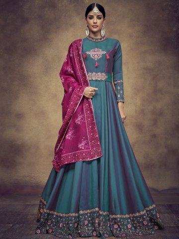 https://static7.cilory.com/377364-thickbox_default/octane-blue-stitched-embroidered-gown-with-printed-dupatta.jpg
