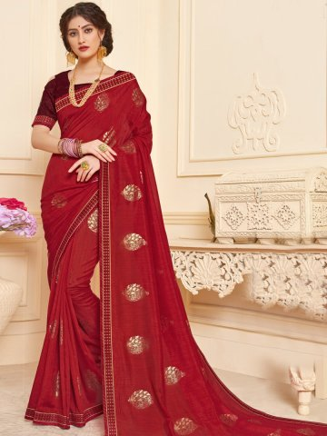 https://d38jde2cfwaolo.cloudfront.net/397656-thickbox_default/red-printed-saree.jpg