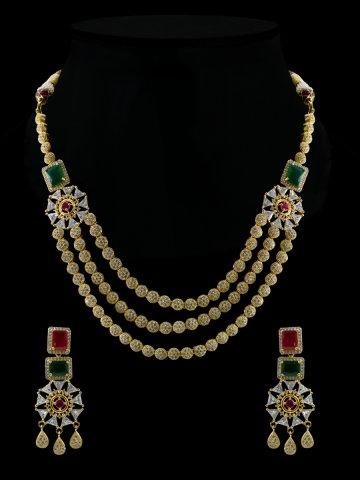 https://static4.cilory.com/398277-thickbox_default/golden-american-diamond-multi-layered-necklace-set.jpg