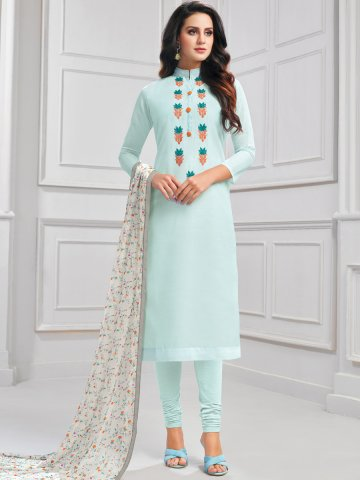 https://static5.cilory.com/407673-thickbox_default/light-green-chanderi-cotton-semi-stitched-suit.jpg