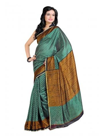 https://static.cilory.com/87094-thickbox_default/fabdeal-bhagalpuri-silk-printed-green-saree.jpg