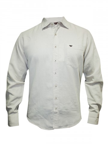 Red Tape Men Ivory Shirt at cilory